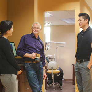 Dentists at Alaska Avenue Dental, Fort St. John