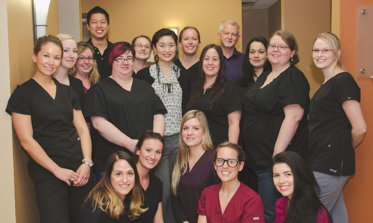 Staff, Alaska Avenue Dental Clinic, Fort St. John